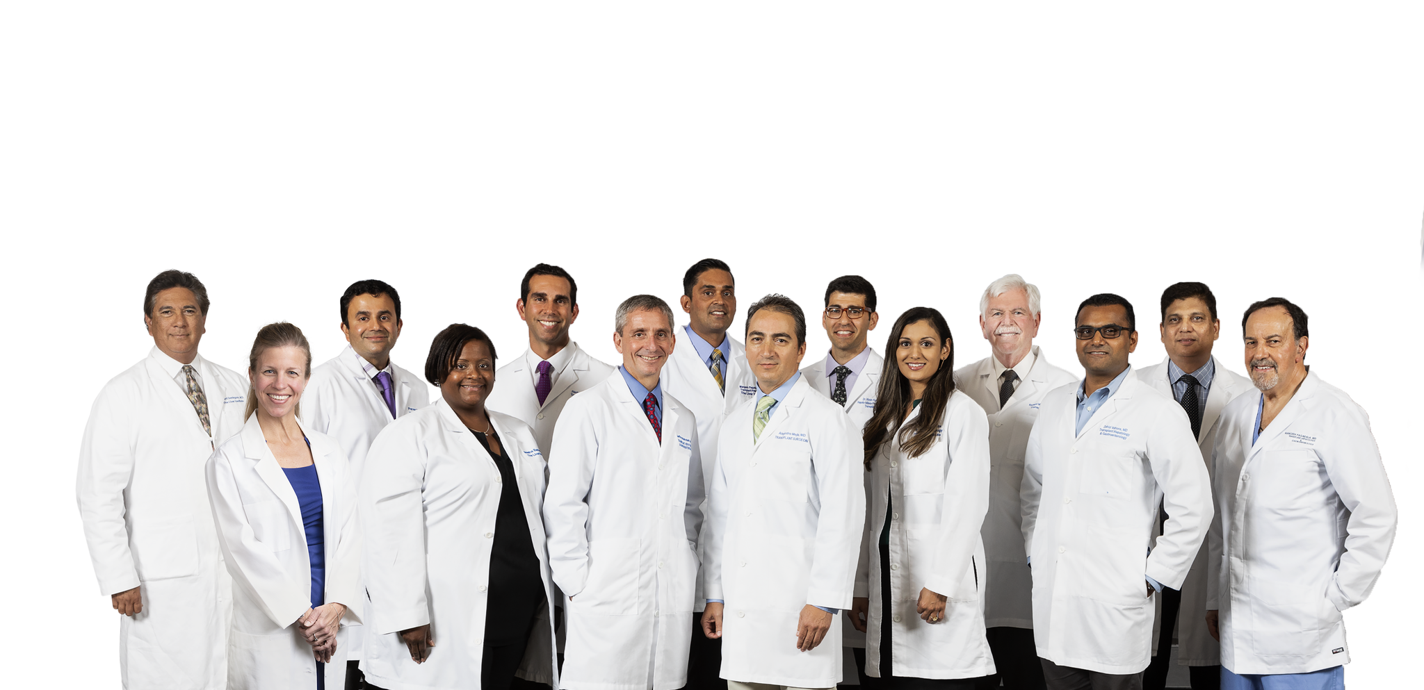 The independently practicing physicians of The Liver Institute,
