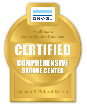 Certified Comprehensive Stroke Center